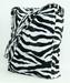 Fluffy Zebra tas